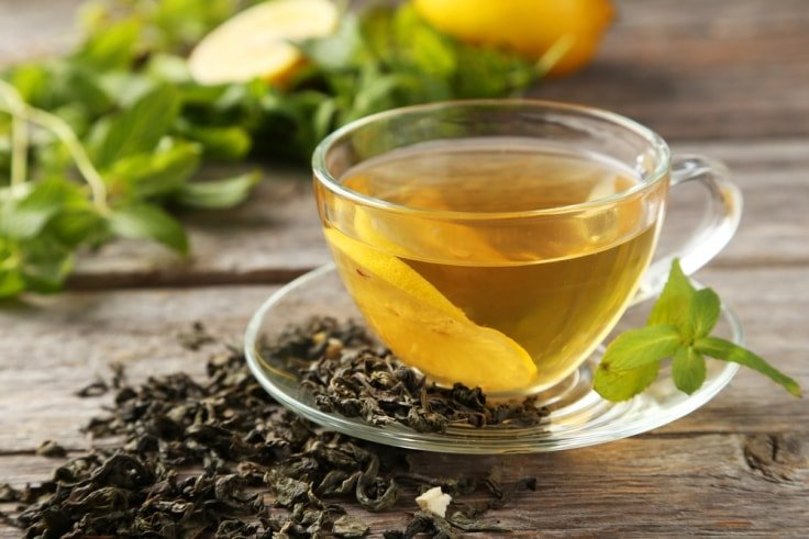 Appetite Suppressant Foods - Green Tea
