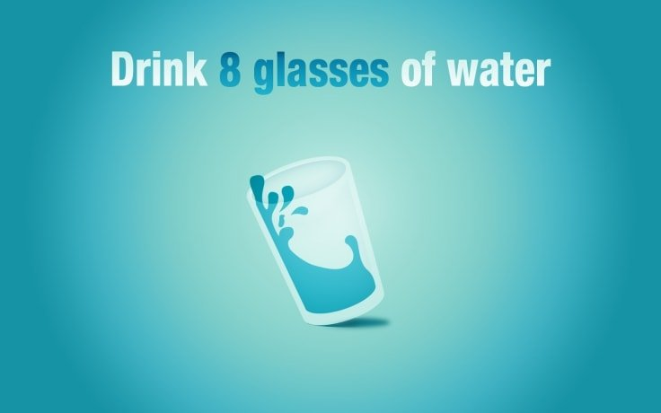Drink Water Before Exercising