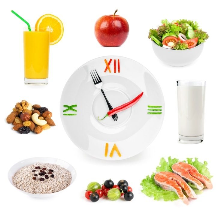 Fitness Balance - Eat Small Meals