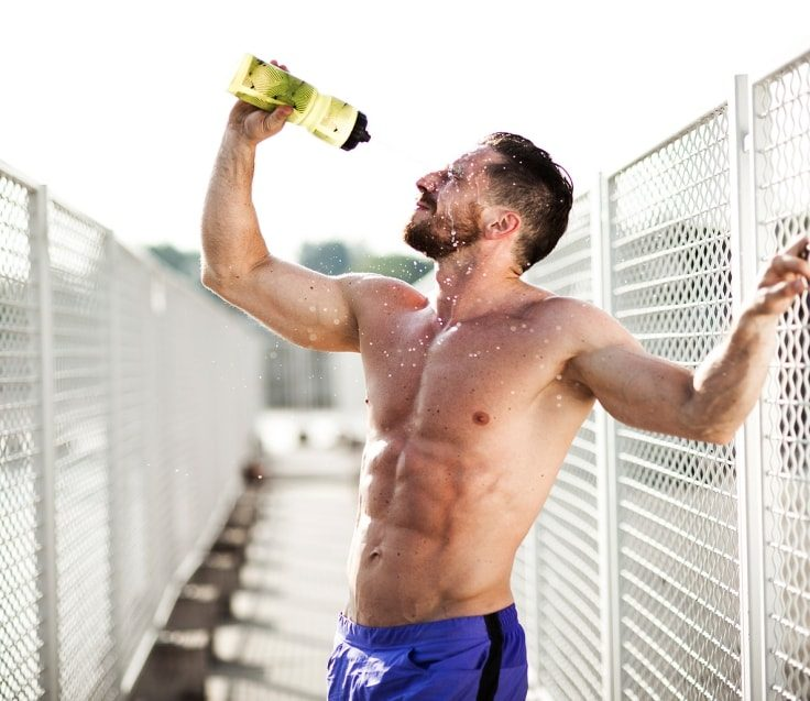 Hydrate Yourself Before, During, And After Your Workouts