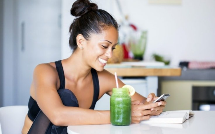 Frugal Fitness Tips - Have A Handheld Personal Trainer