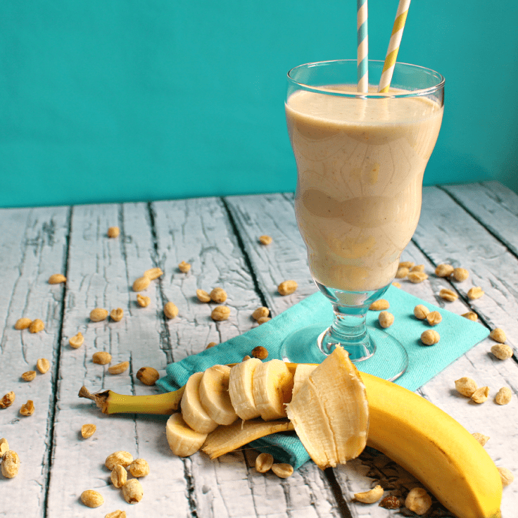 Weight Loss Smoothies - Peanut Butter Smoothie