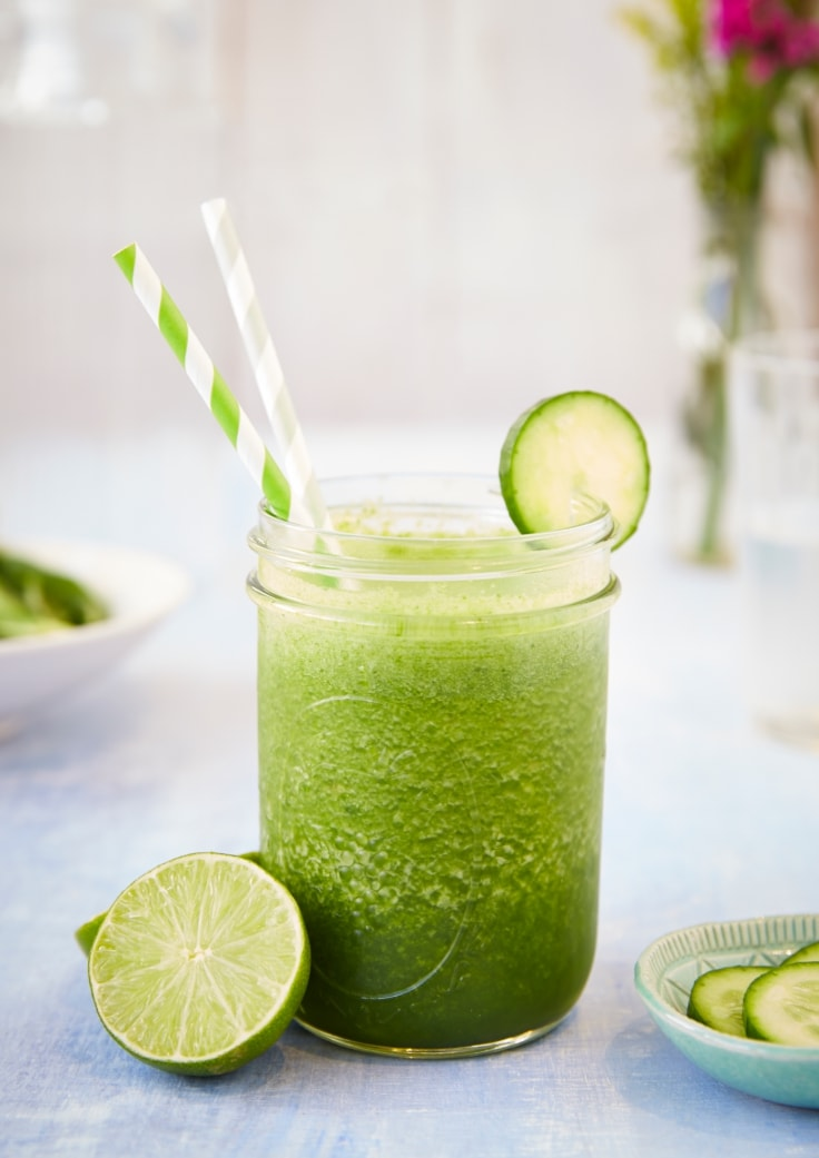 Weight Loss Smoothies - Vegetable Smoothie
