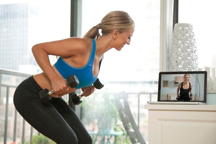 No Time To Workout At Gym? Try Online Personal Training