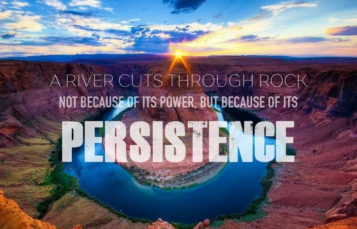 Overcome Gym Intimidation - Be Persistent