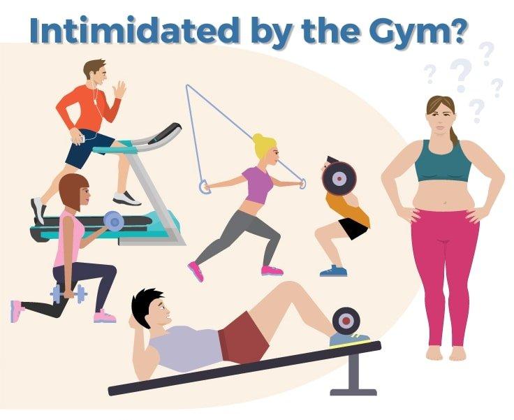 Overcome Gym Intimidation