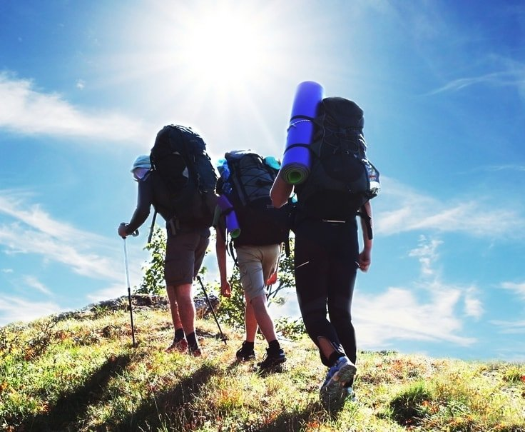 Workout Without Going To The Gym - Hiking