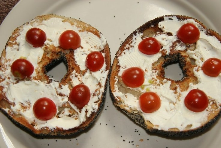 Worst Breakfast Foods - Bagels
