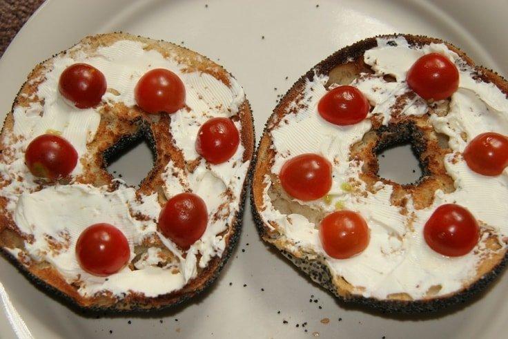 Worst Breakfast Foods - Bagels