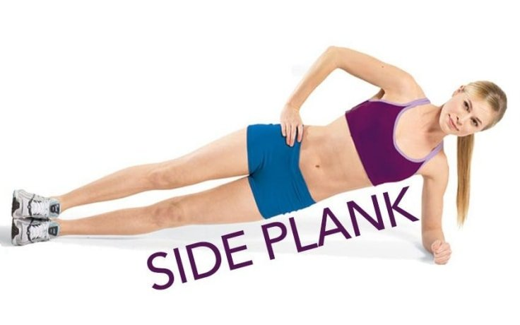 5-Min Plank Workout - Side Plank