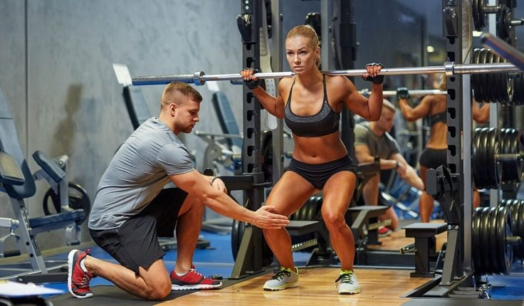 Ask for Help in the Gym