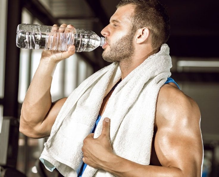 Hydration At The Gym