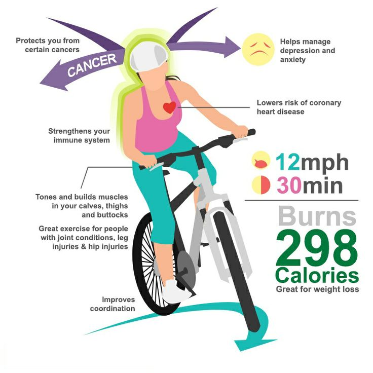 Road Biking Benefits