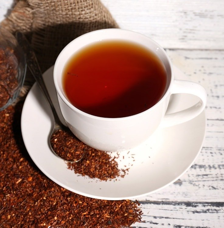 Drinking Tea Reduces Risks Of Heart Attack