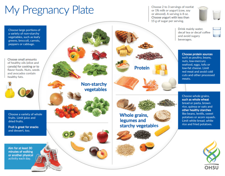 Healthy Diet While Pregnant