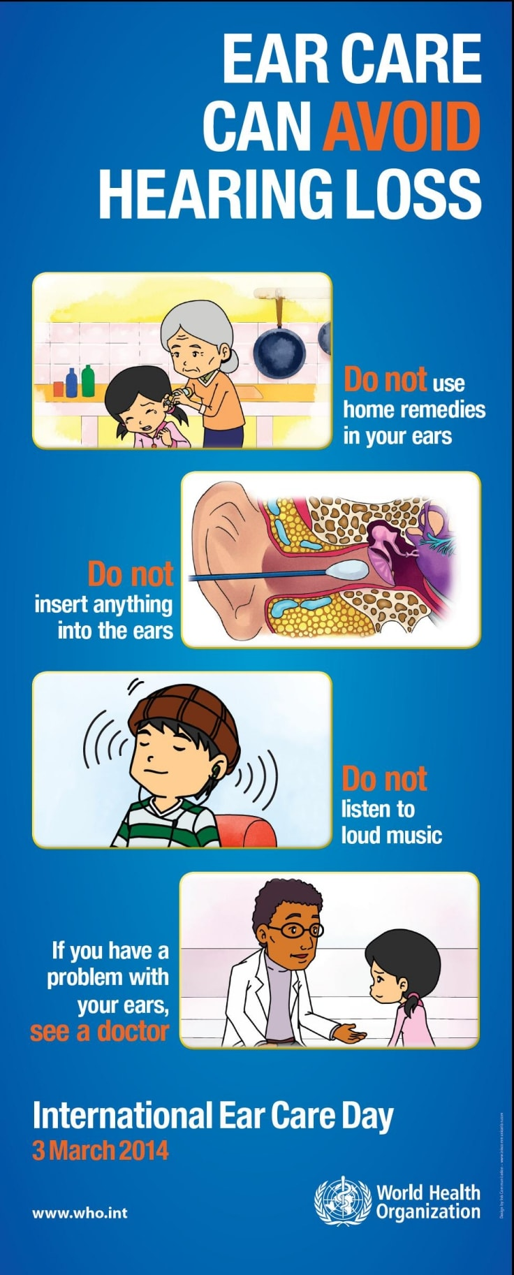 Tips For Healthy Ears To Avoid Hearing Loss