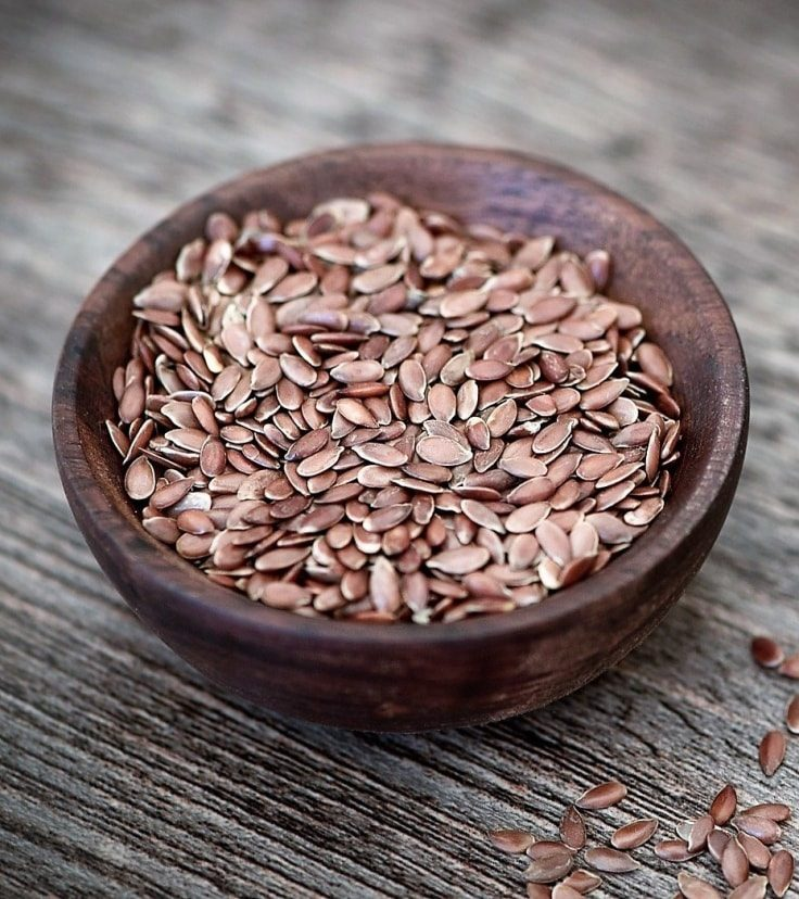 Flax Seeds For Healthy Hair