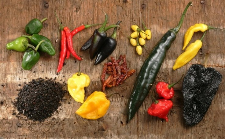 Peppers For Healthy Hair