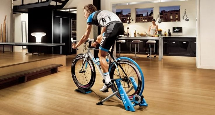 Turbo Trainers To Cycle Indoor