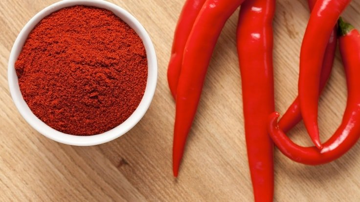 Cayenne Pepper in Smoothies