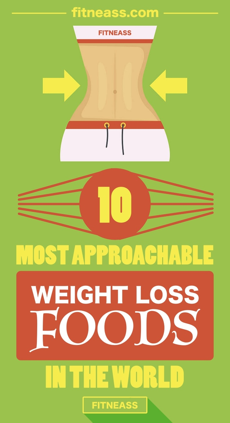 Most Approachable Weight Loss Friendly Foods