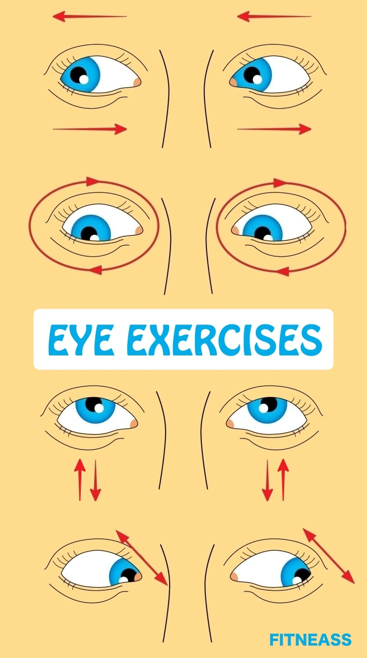 Simple Eye Exercises