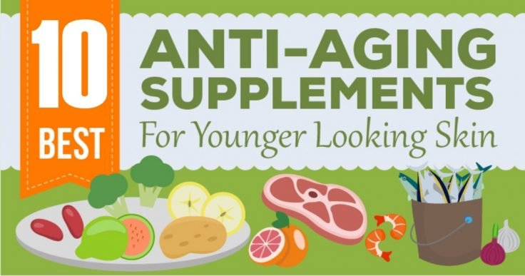 10 Anti-Aging Supplements