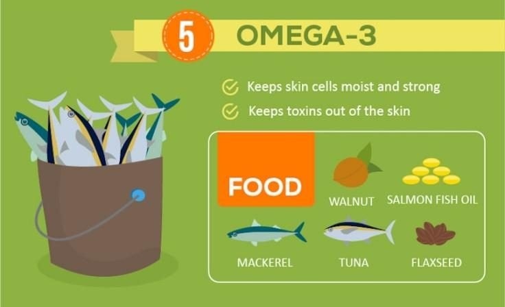 8 Best Anti-Aging Supplements - Omega 3