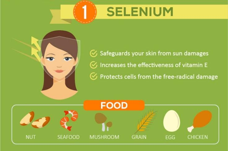 8 Best Anti-Aging Supplements - Selenium