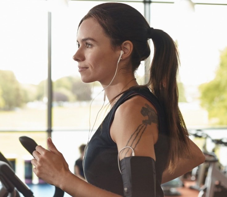 Find The Right Music To Listen To In The Gym