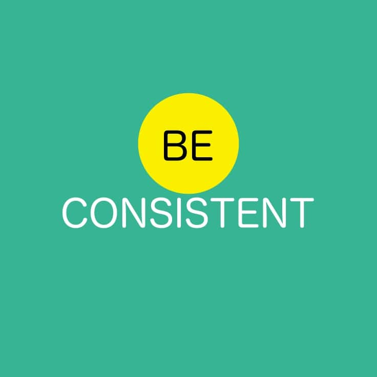 Lose Weight Without A Fad Diet - Be Consistent