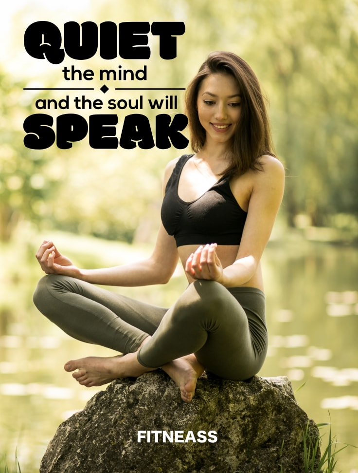Meditate To Stay Healthy And Active