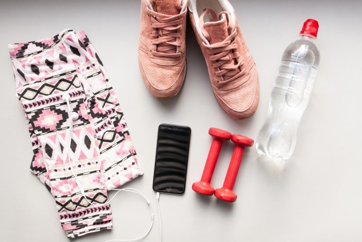 Take A Change Of Clothes With You At The Gym