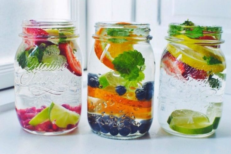 Insanely Delicious Detox Water Recipes