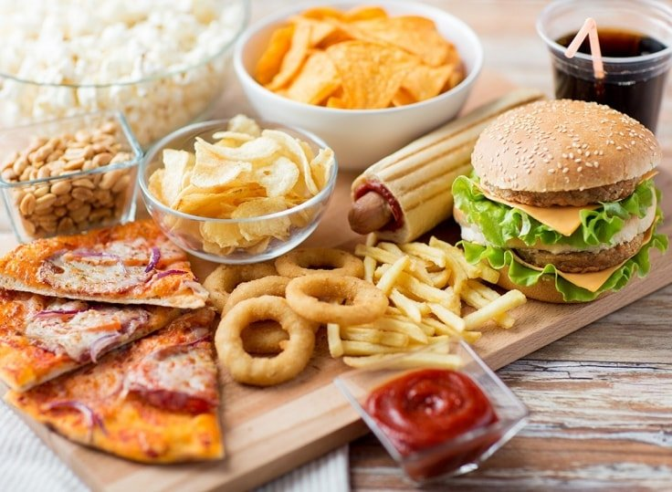 Lifestyle Tweaks To Lose Weight - Cut Back On Fast Food