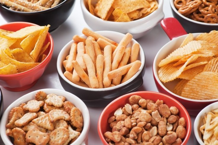 Lifestyle Tweaks To Lose Weight - No Salty Snacks