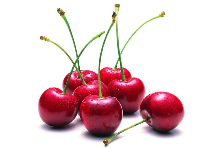 Natural Pain Relievers - Cherries