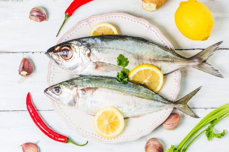Super Healthy Foods - Fish