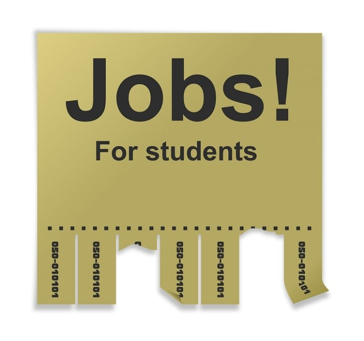 Healthy Student - Get A Part-Time Job