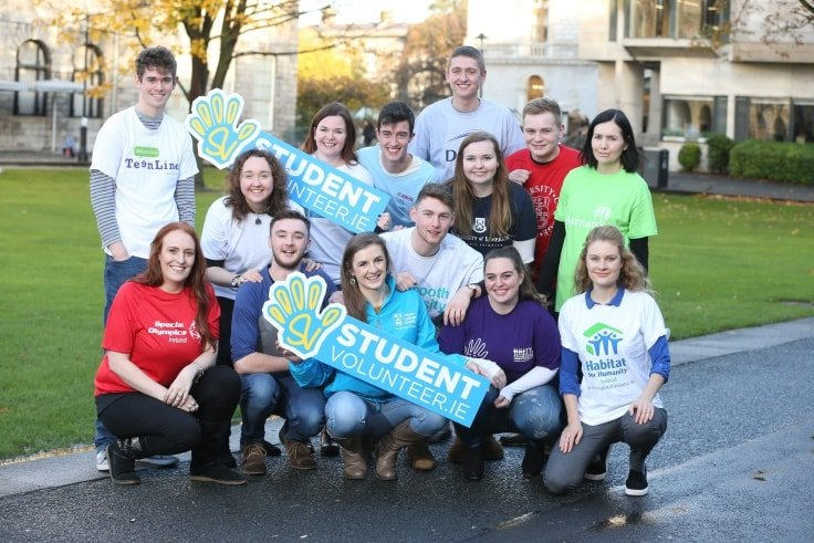 Healthy Student - Volunteering