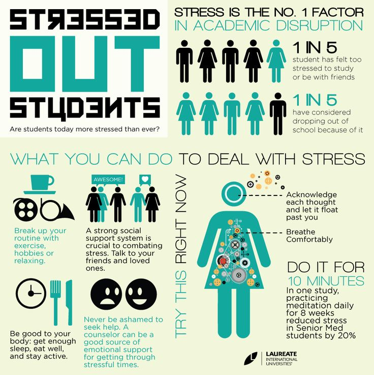 How To Reduce Stress In College