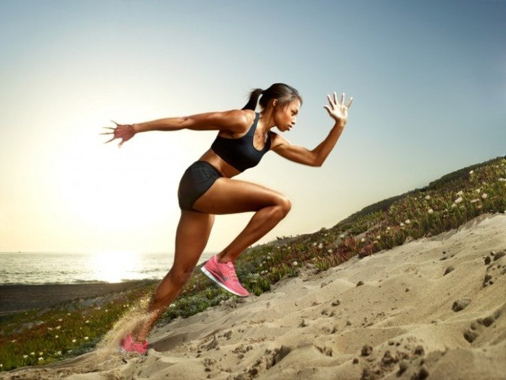 Best Cardio For Weight Loss - Hill Sprints