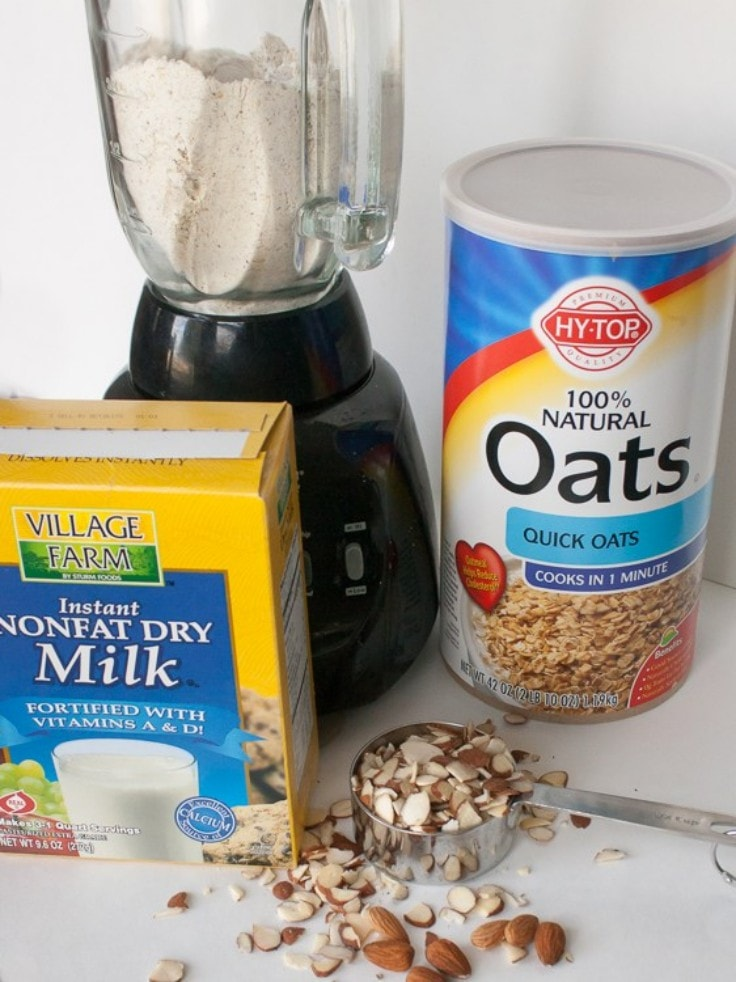 Natural Protein Powder - Ingredients