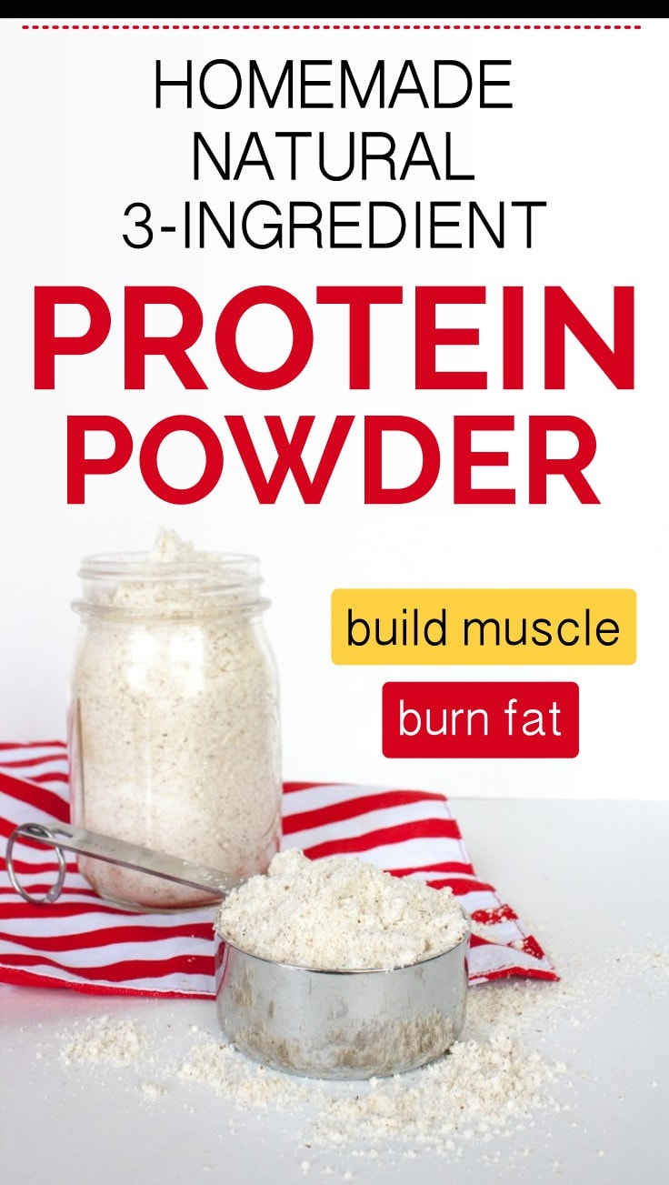 Natural Protein Powder Recipe