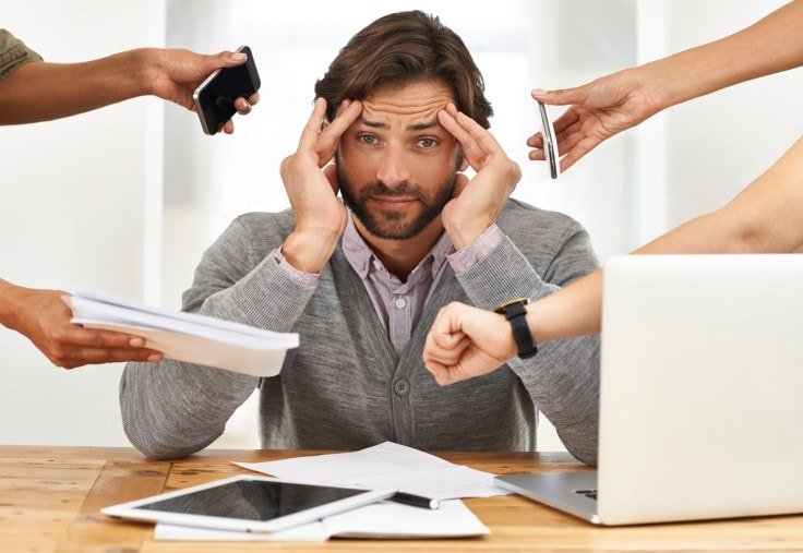 Tension Headache Treatment - Manage Stress