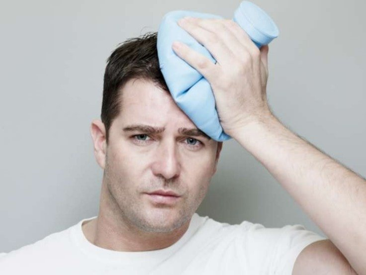 Treat Tension Headaches With Ice Packs