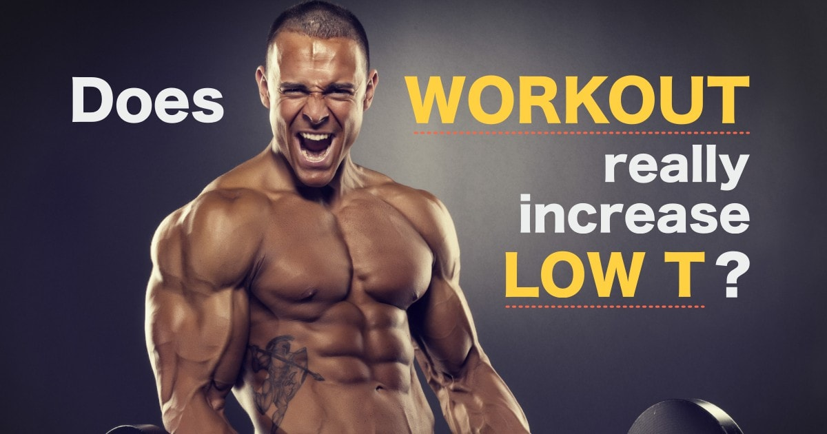 Workout Boosts Testosterone Level