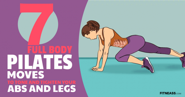 7 Full Body Pilates Moves