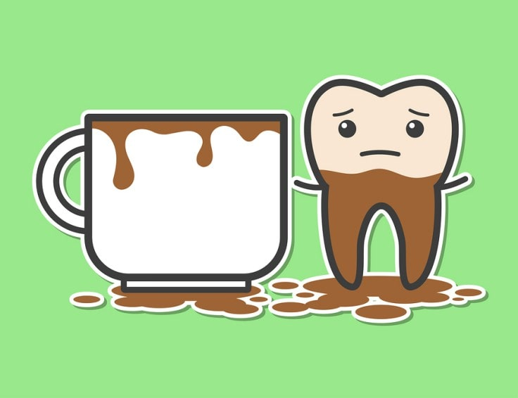 Coffee Stains Your Teeth