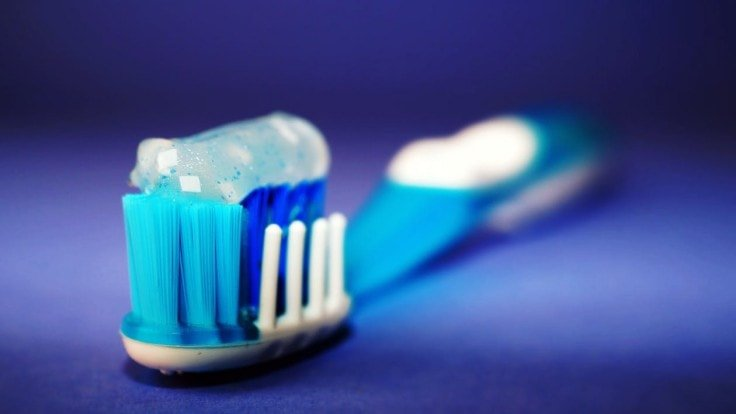 Dental Implants Maintenance - Brushing Teeth